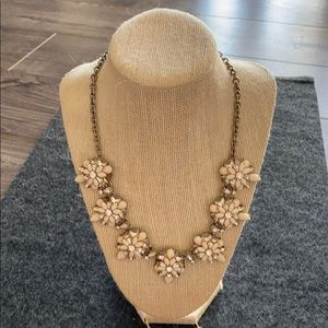 J Crew mini statement necklace